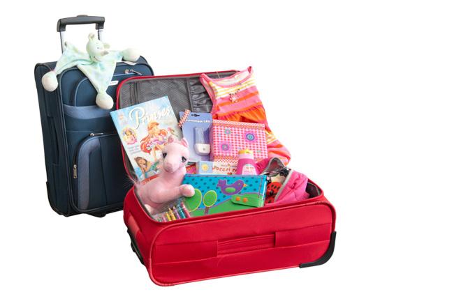De koffer