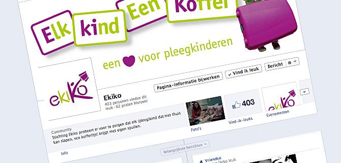 Ekiko op Facebook